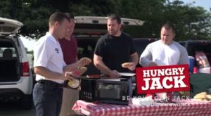 Hungry Jack: Tailgate-ready